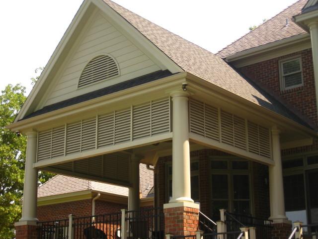 Home Structural Columns : Structural fiberglass columns coastal trim and accessories